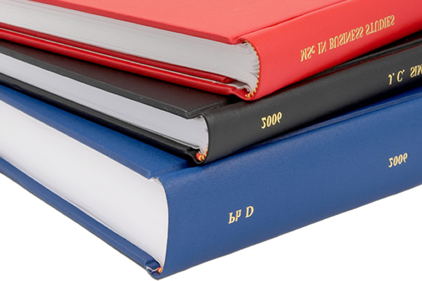 staples dissertation binding service